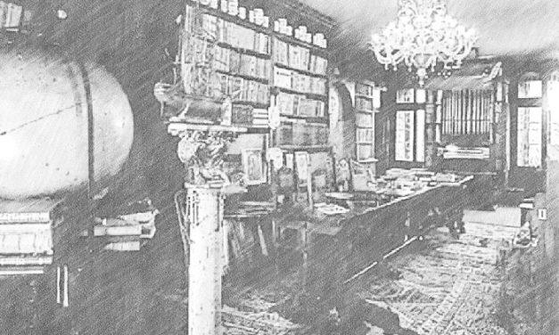 Sala del Mappamondo